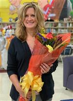 Lopez Teacher of the Year: Gretchen Wenger
